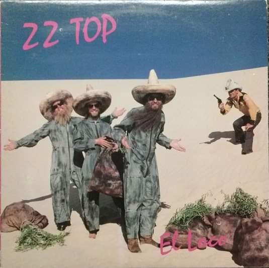 """ZZ Top – """"El Loco"""" 38 år"""