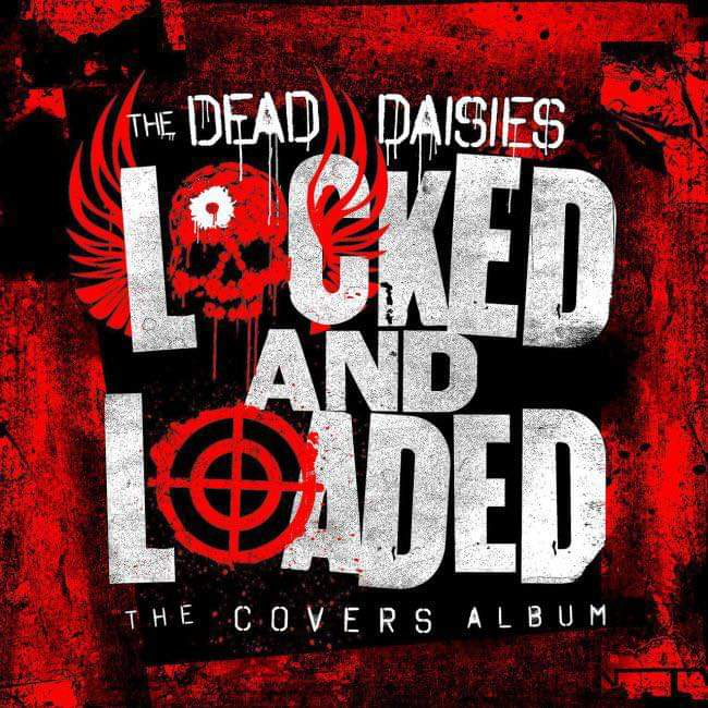 The Dead Daisies släpper cover album.