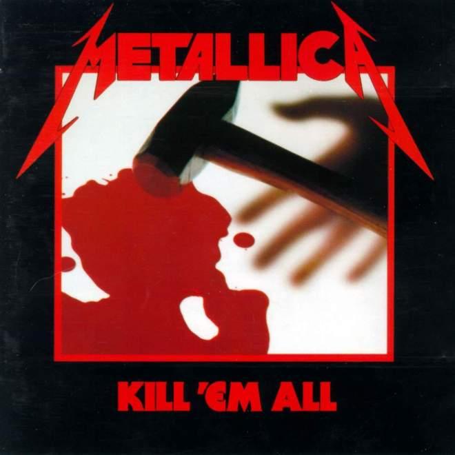 "Metallica – ""Kill 'Em All"" 36 år."