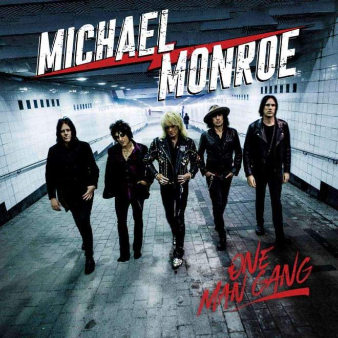 "Michael Monroe – ""One Man Gang"". Nytt album ute 18 oktober."