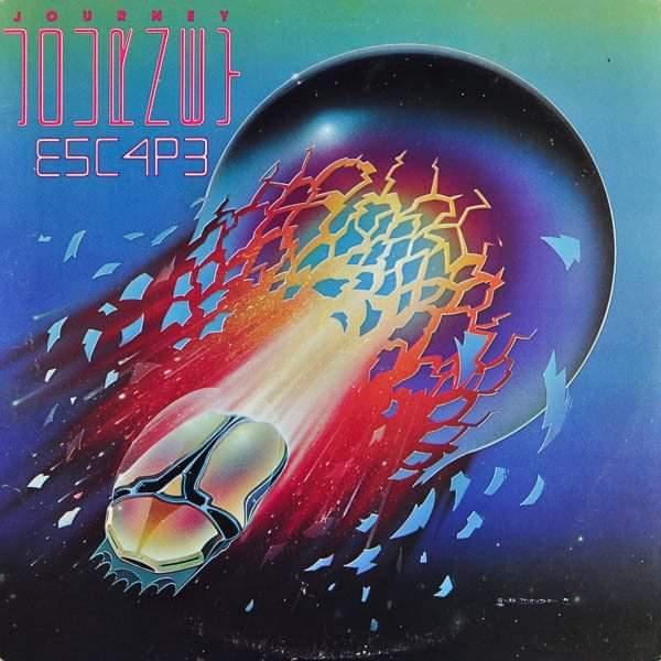 """Journey – """"Escape"""" 38 år."""