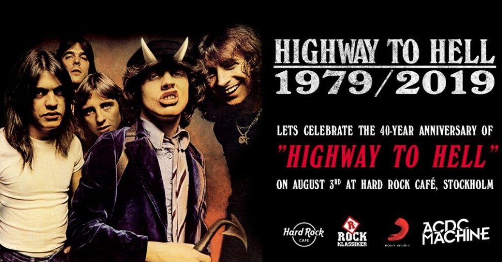 """Highway"" ska firas till taket – Acdcmachine"