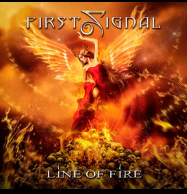 """Ny Video: """"First Signal – """"The End Of The World"""" (Official Lyric Video)""""."""
