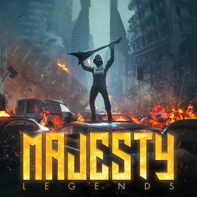 Skivrecension: Majesty – Legends.