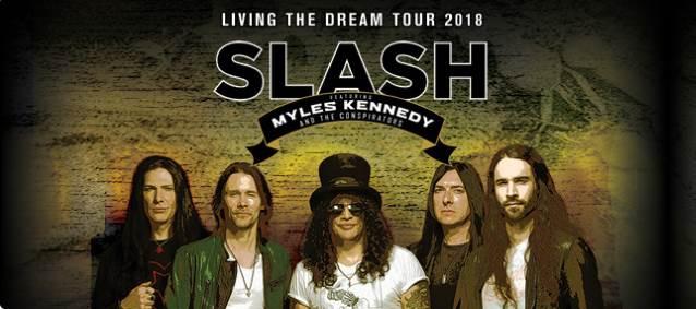 Ny Livevideo med Slash.