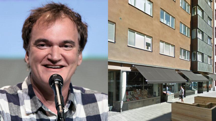 Världens bästa skivbutik finns i Sverige – enligt Quentin Tarantino | GAFFA.se