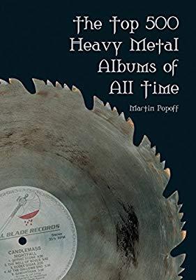 Världens 500 bästa Heavy Metal album genom alla tider! Men nu då?