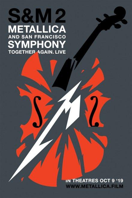Metallica & San Francisco Symphony: S&M2: Get Tickets | Trafalgar Releasing