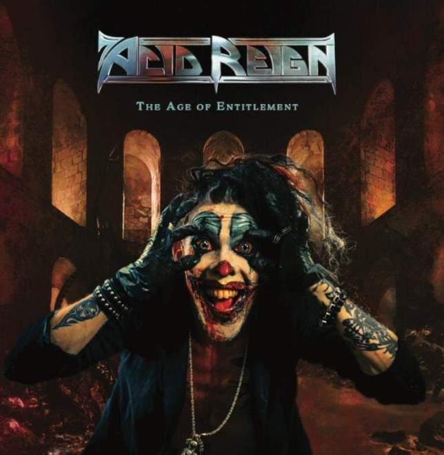 """Första nya albumet på 29 år från """"Acid Reign"""" Se första videon """"The New Low""""."""