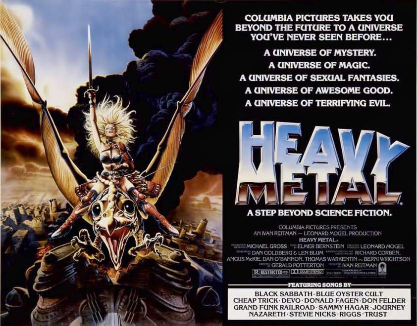 Heavy Metal – The Movie 39 år.