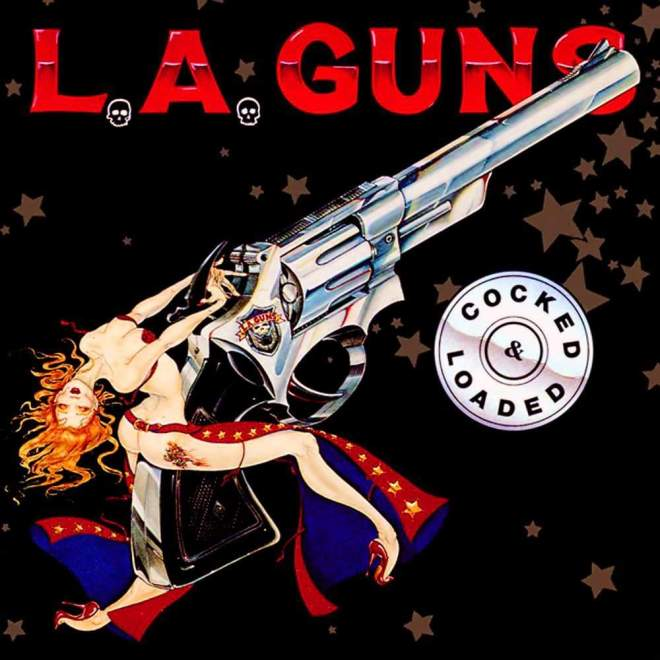 L.A Guns – Cocked & Loaded 30 år.
