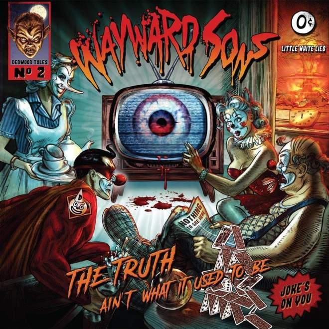 """Ny Video: Wayward Sons – """"Any Other Way""""."""