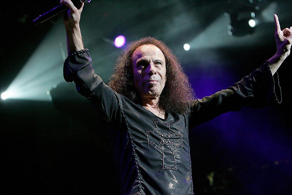 Ett sista encore: 10 år sedan Ronnie James Dio steg av scenen för allra sista gången.
