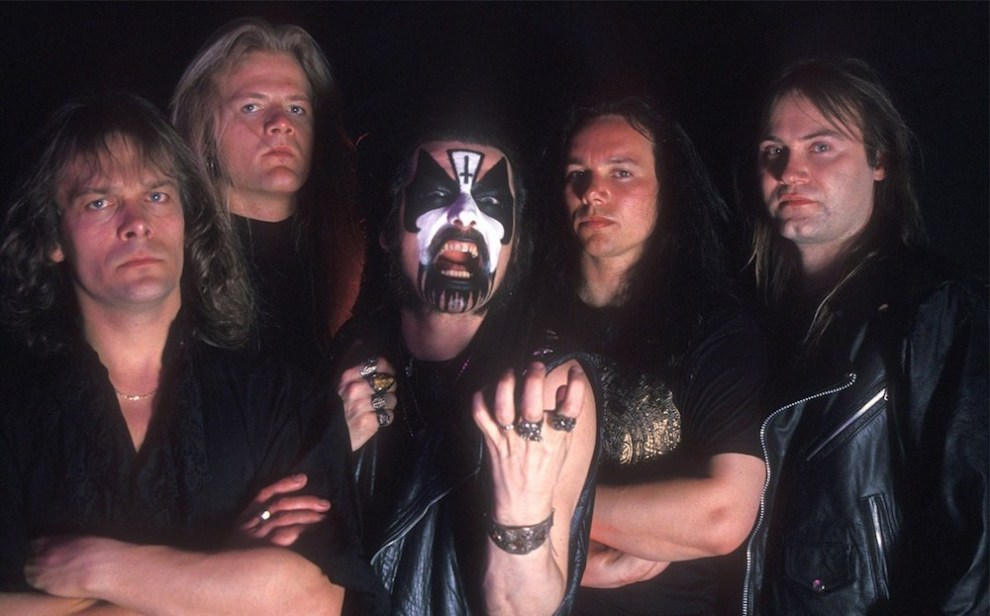 MERCYFUL FATE Are Back With Classic Lineup; Announce Reunion Shows » Metal Wani