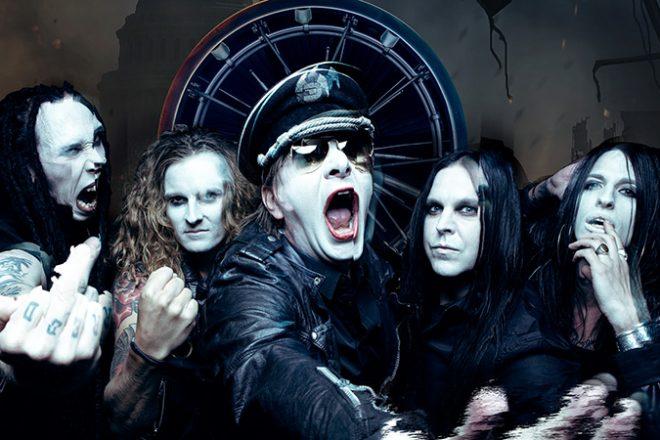 Deathstars spelar i Sverige igen.