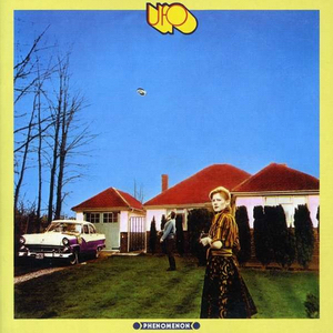UPDATE: UFO Classic, Phenomenon, Gets 2LP AND 3CD Deluxe Edition Reissue