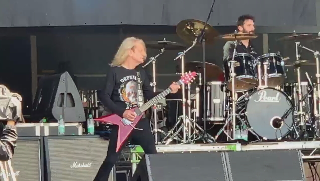 Ex Judas Priest Guitarist K.K. Downing Returns To Stage For First Time In 10 Years (Video) – Blabbermouth.net