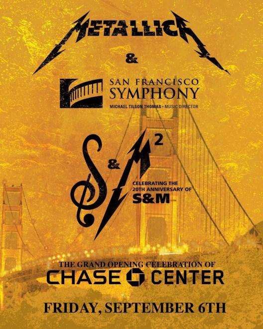 Första konserten av två är färdiginspelad. Här är hela setlisten från första kvällen med Metallica och San Fransisco Symphony Orchestra!