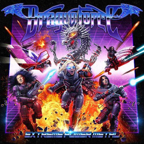 Skivrecension: DragonForce – Extreme Power Metal.