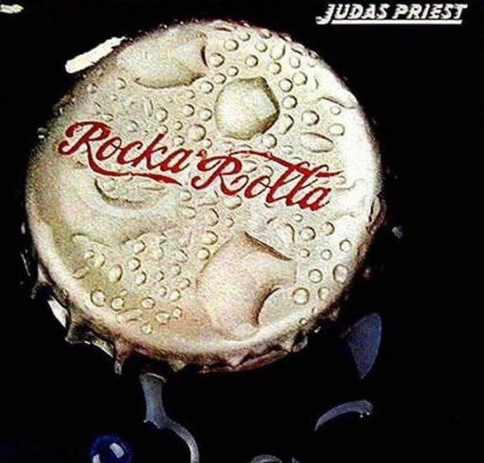Judas Priest – Rocka Rolla 45 år.