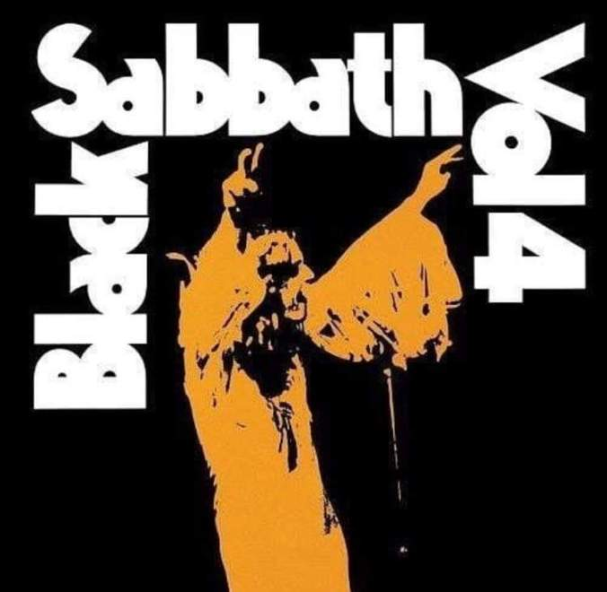 "Black Sabbath – ""Vol.4"" 47 år."
