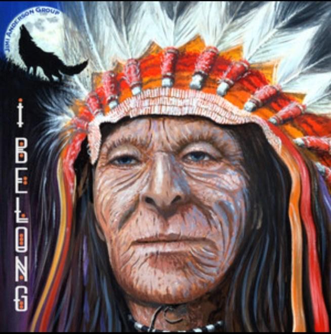"Ny Skivrecension: Jimi Andersson Group – ""I Belong""."