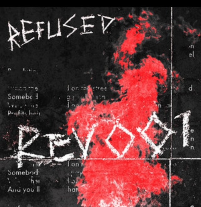"Ny Video: Refused – ""REV001""."