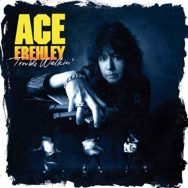 "Ace Frehley – ""Trouble Walkin' 30 år."