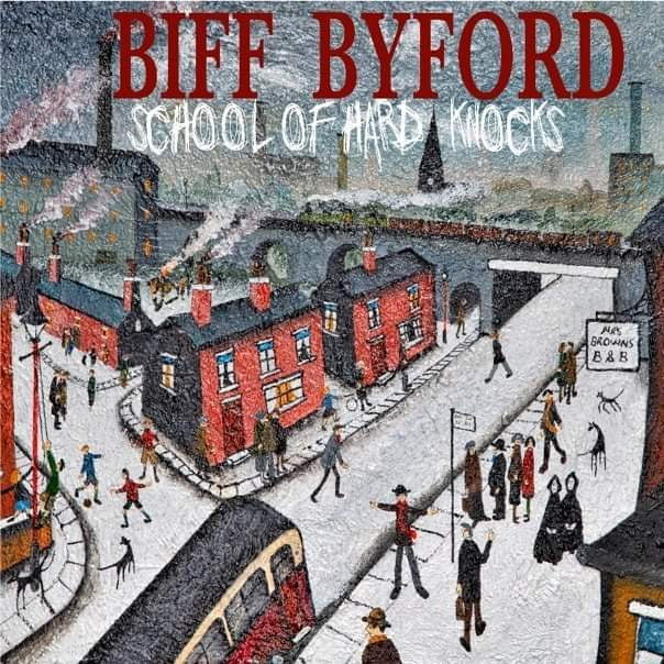 "Ny Video: Biff Byford – ""Welcome To The Show""."