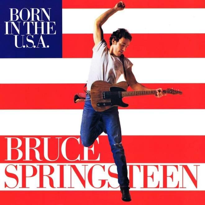 "Bruce Springsteen – ""Born In The U.S.A"" (Single) 35 år!"
