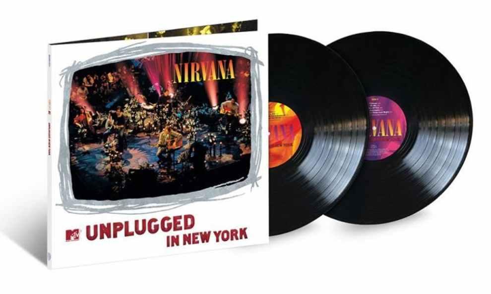 Nirvana – MTV Unplugged In New York firar 25 med att återutgivas.