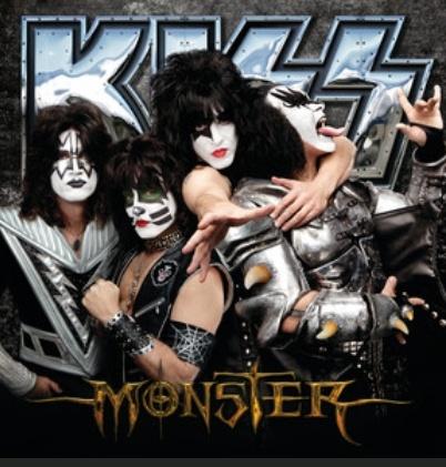 """KISS – """"Monster"""" 7 år."""