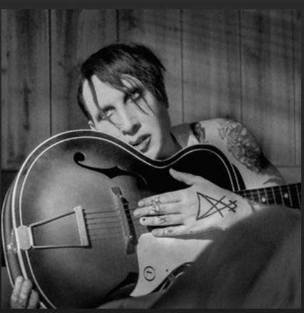 "Ny Video: Marilyn Manson – ""God's Gonna Cut You Down""."