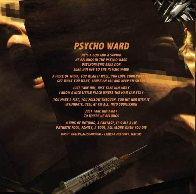 "Ny singel: Annihilator – ""Psycho Ward""."