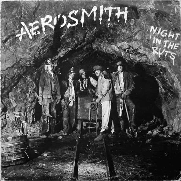 "Aerosmith – ""Night In The Ruts"" 40 år."