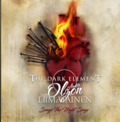 "Ny Skivrecension: The Dark Element – ""Songs The Night Sings""."