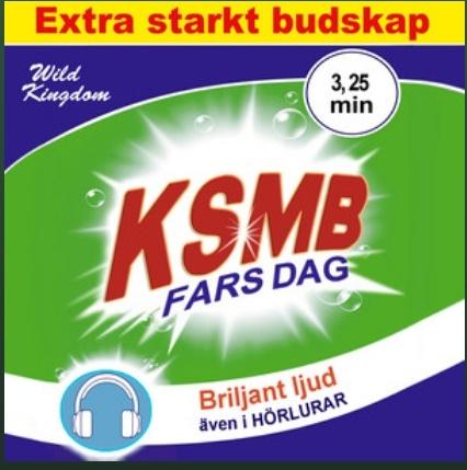 "Ny singel: KSMB – ""Fars Dag""."