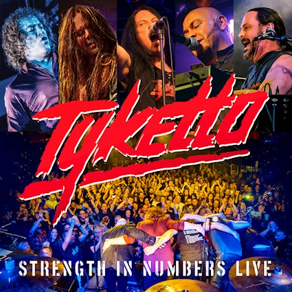 Recension: Tyketto – Strenght In Numbers Live – 2019-11-08