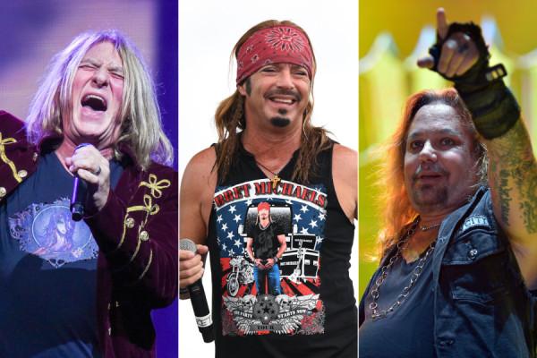 Fjärde band aktuellt för Mötley, Poison och Def Leppard turnén.