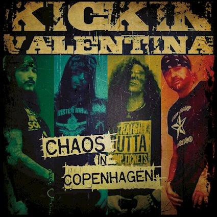 Recension – Kickin Valentina – Chaos In Copenhagen EP – 2019-12-16