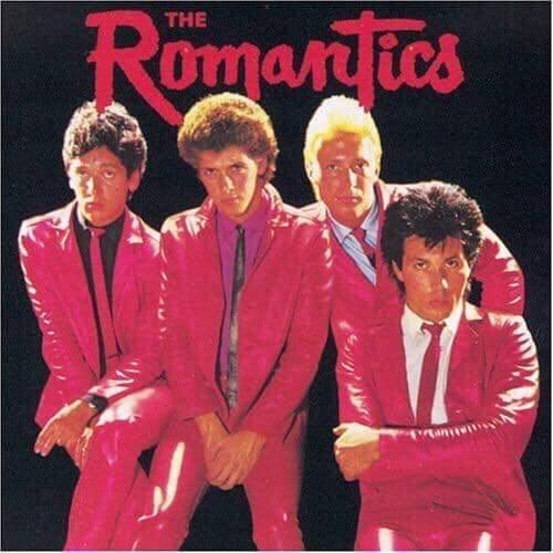"The Romantics – ""s/t"" 40 år."