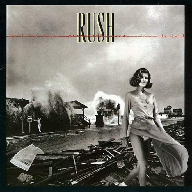 "Rush – ""Permanent Waves"" 40 år."