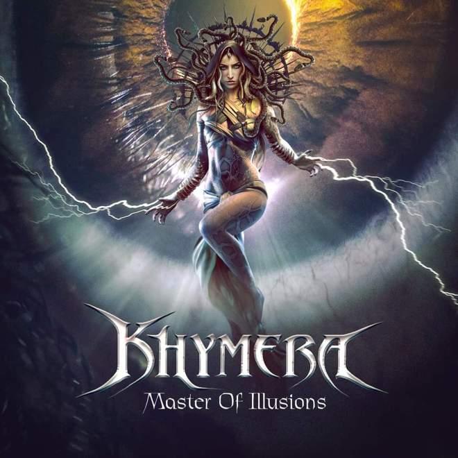 """Breaking News! Khymera har släppt sin första singel från kommande albumet """"Master of Illusion""""."""