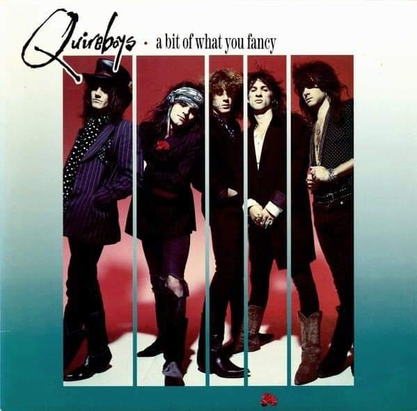 "Quireboys – ""A Bit Of What You Fancy"" 30 år."