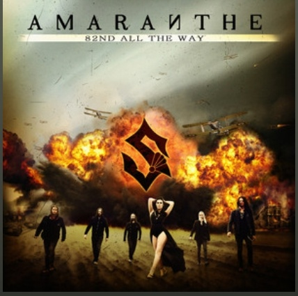 """Ny Video: Amaranthe – """"82nd All The Way"""" (Sabaton cover)"""