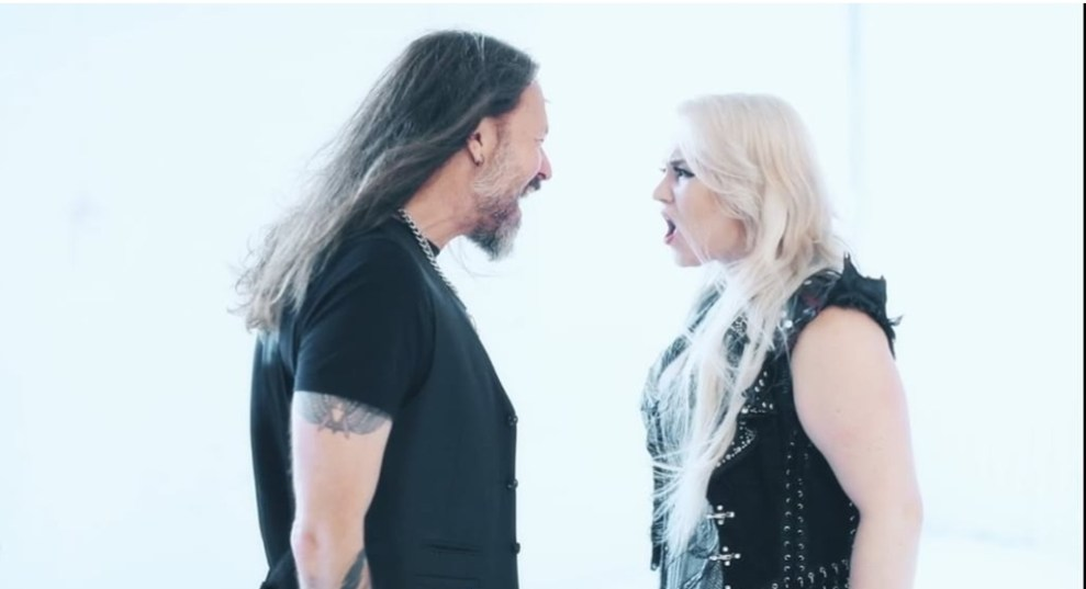 "Ny Video: Hammerfall ft Noora Louhimo – ""Second To One""."