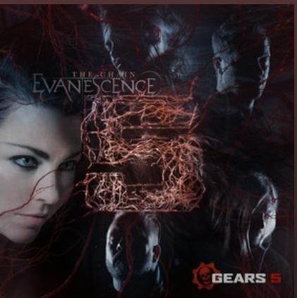 """Ny Video: Evanescence – """"The Chain""""."""