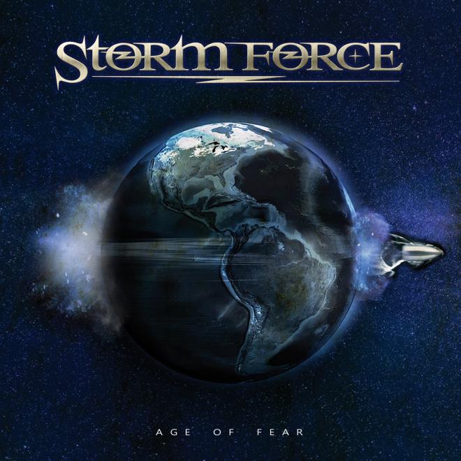 Skivrecension: Storm Force – Age of fear