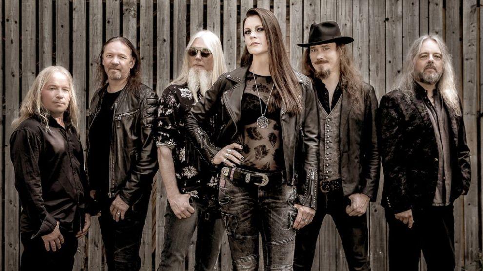 Nightwish släpper nytt dubbelalbum under året.