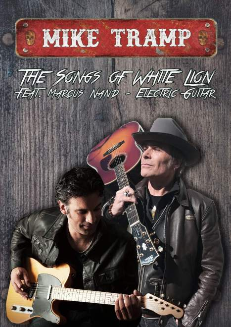 """Ny turné: Mike Tramp """"Songs of White Lion""""."""